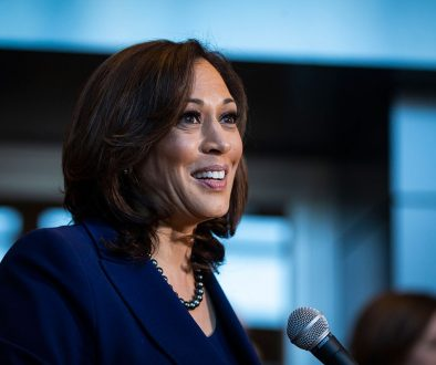 Here's Who Kamala Harris Thinks Is the 'Best Rapper Alive'