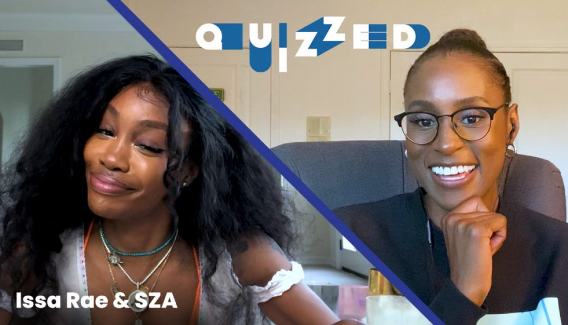 'Insecure' Fan SZA Gets 'Quizzed' by Issa Rae: Exclusive