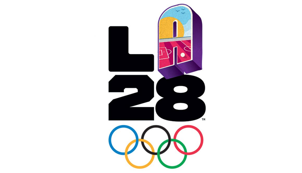 LA 2028 Olympics Unveils Emblem With Support From Billie Eilish, Reese Witherspoon, Gabby Douglas