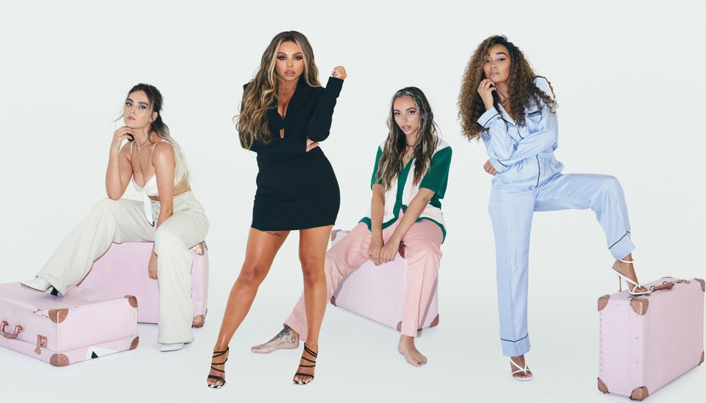 Little Mix Find Perfect Harmony on Cover of Harry Styles' 'Falling'