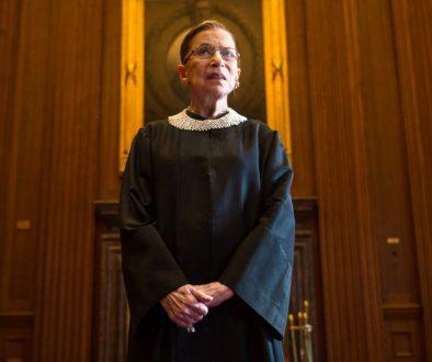 Pandora to Re-Air 'A Love Supreme: Ruth Bader Ginsburg On Opera'