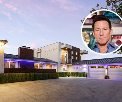 Record Exec Jeff Blue Lists Hollywood Hills Hideaway