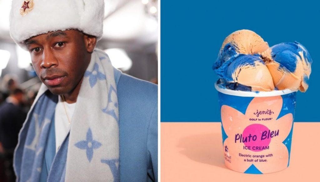 Tyler, the Creator Makes Another Ice Cream Flavor