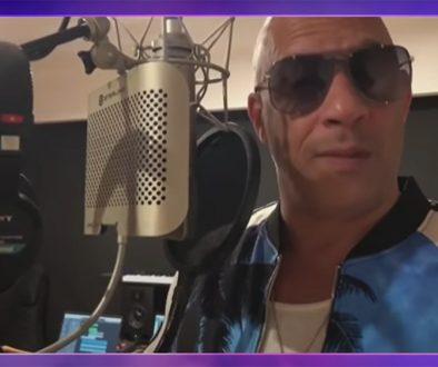 Vin Diesel Debuts First Single 'Feel Like I Do'