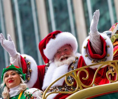 Health Agency Scraps Ad Campaign That Promised Santa Claus Performers Early COVID-19 Vaccine