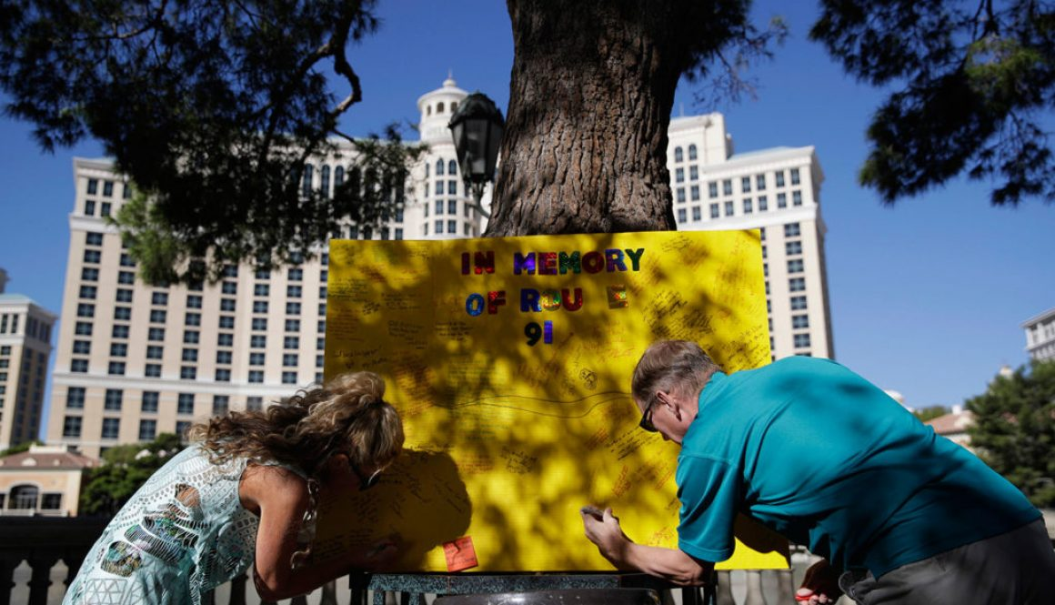 MGM Resorts and Insurers to Pay $800M to Route 91 Shooting Victims, Families