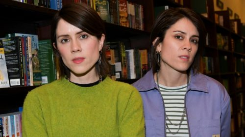 Tegan and Sara Memoir High School to Be Adapted Into New TV Series