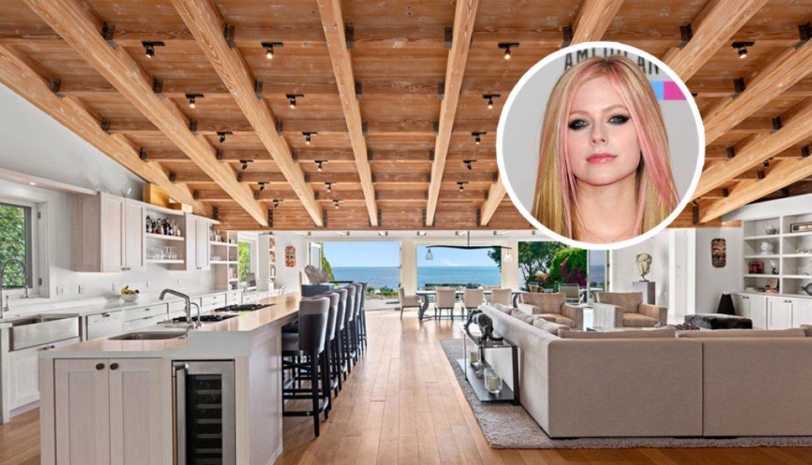 Avril Lavigne Buys Ocean-View Malibu Contemporary