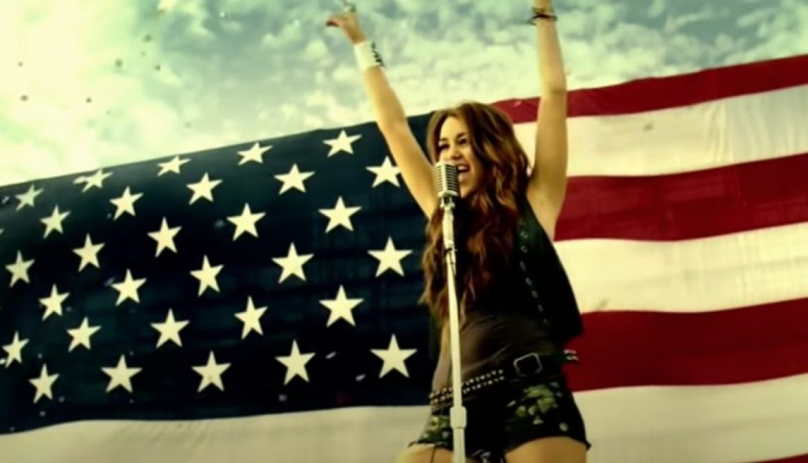 Miley Cyrus' 'Party in the U.S.A
