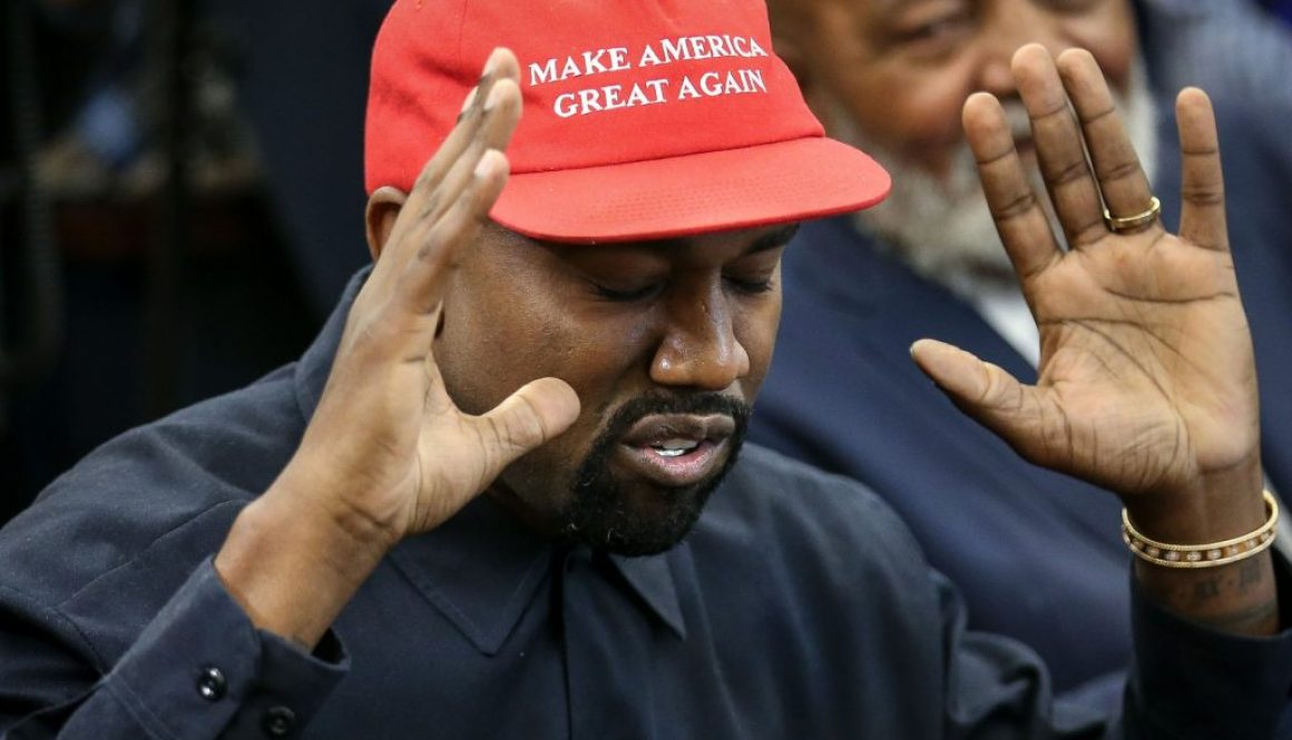 So What Was the Point of Kanye West's Presidential Run?