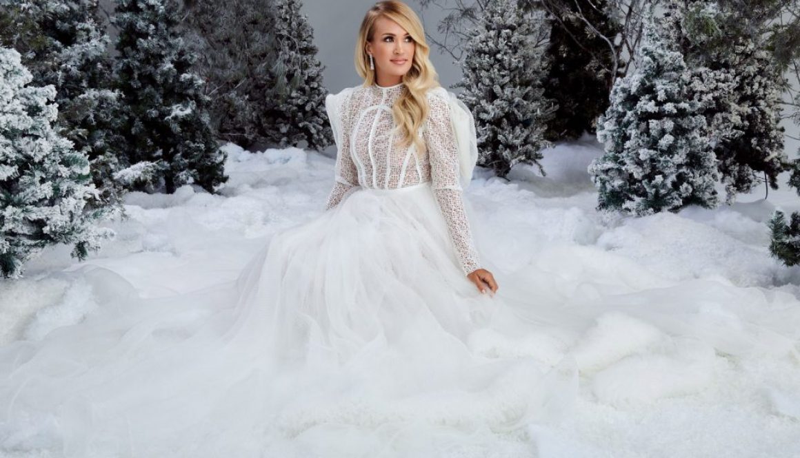Carrie Underwood Unwraps Two New Hot Country Songs Top 10s, Including 'Hallelujah' With John Legend