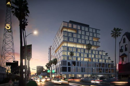 Four COVID-19 Cases Recorded at Netflix's Epic Building Amid Construction