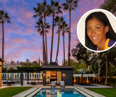 WNBA Star Candace Parker Upgrades to All-New Modern Farmhouse