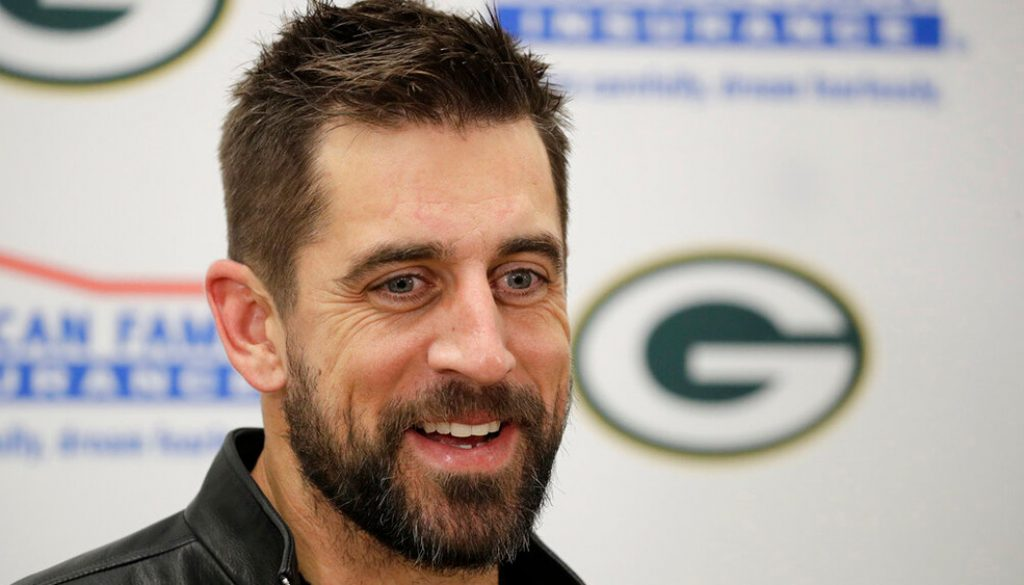 Aaron Rodgers Says He Will Guest Host on 'Jeopardy!'