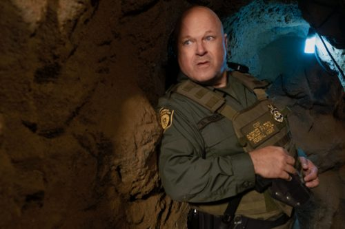 'Coyote,' Starring Michael Chiklis, is Frustrating Border Patrol Fanfiction: TV Review