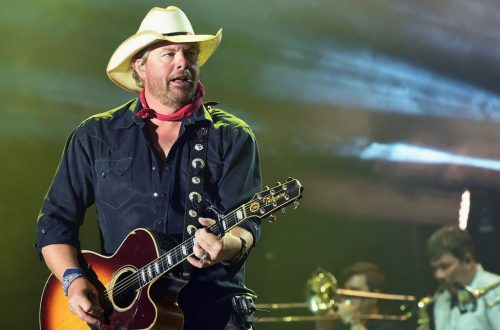 Donald Trump Reportedly Presents Toby Keith & Ricky Skaggs With National Medal of the Arts