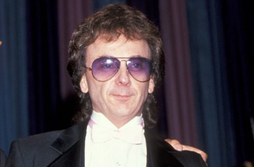 Here Are the Major Awards Phil Spector Won During His Career