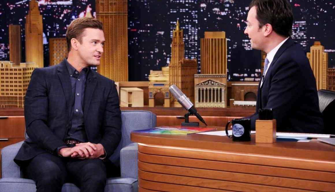 Here's Why Jimmy Fallon Doesn't Want to Sing Backup on Justin Timberlake's Next Record