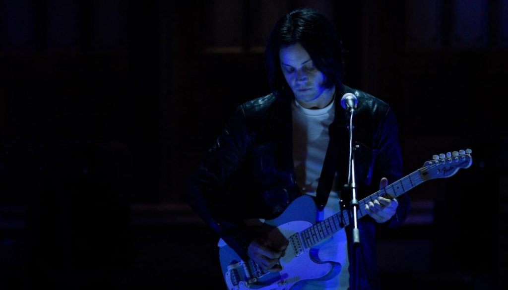 "Jack White Announces New Live Album, Shares Live Version of ""Missing Pieces"": Listen"