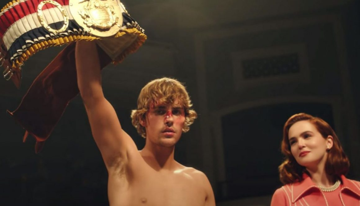 Justin Bieber Compares His 'Anyone' Music Video to This Movie (And No, It's Not 'Rocky')