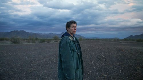 'Nomadland' Named Best Picture by National Society of Film Critics