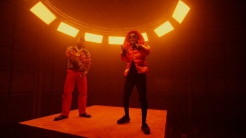 """WizKid and Burna Boy Share New """"Ginger"""" Video: Watch"""