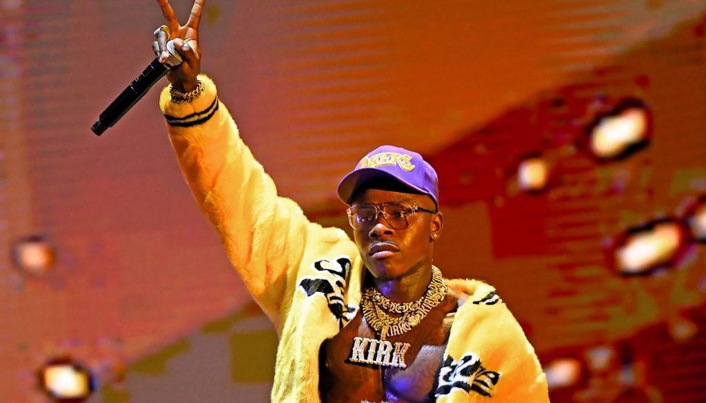 DaBaby Explains That JoJo Siwa Lyric From His 'Beatbox' Freestyle