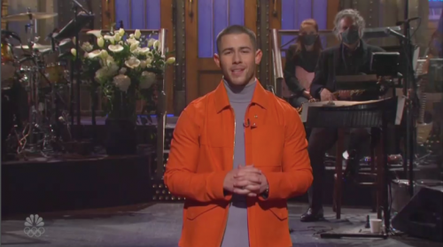 'Saturday Night Live': Nick Jonas Gets Monologue Visit from Kevin Jonas