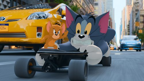 'Tom & Jerry' Review: The Cat-and-Mouse Rivals Wage Big-Screen Battle in This Low-Concept Outing