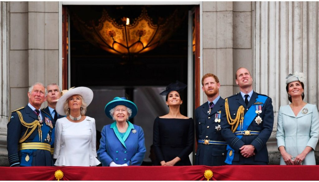 Good Morning, Britain: Meghan Markle Didn't Spill the Tea, She Smashed the China