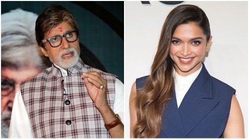 Amitabh Bachchan, Deepika Padukone to Star in Bollywood Remake of 'The Intern'