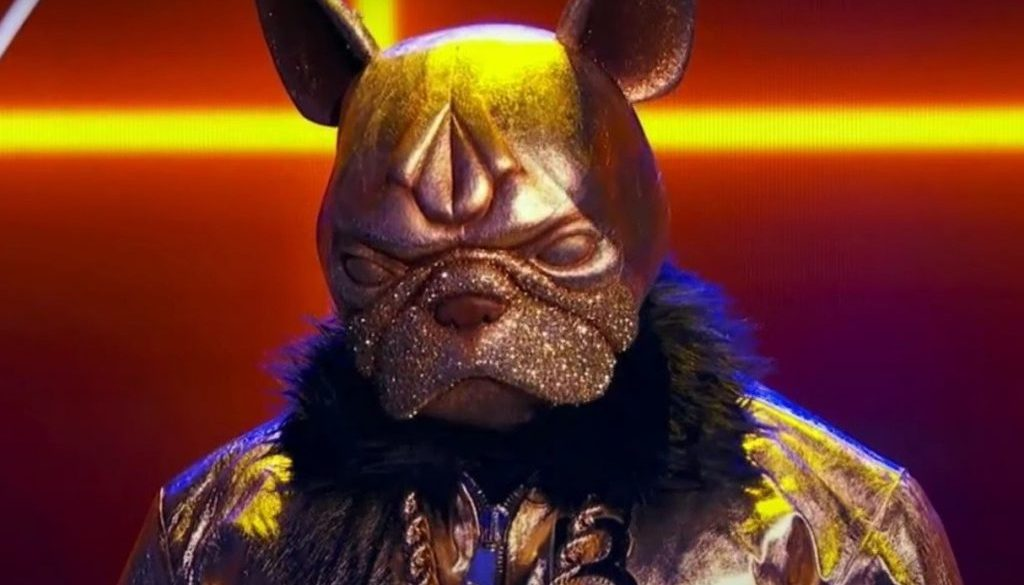Bulldog Off the Leash in Surprise-Packed 'The Masked Singer'