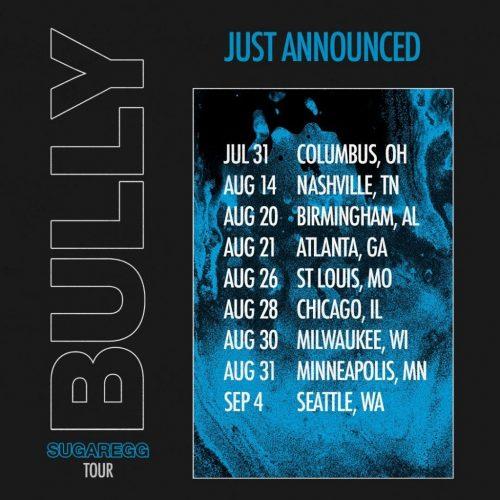 Bully Announce Summer 2021 Tour