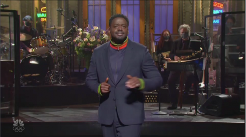 Daniel Kaluuya's 'Saturday Night Live' Monologue Compares American and British Racism
