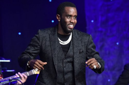 Diddy Beams Into Son's 23rd Birthday Party Via Hologram: See Video