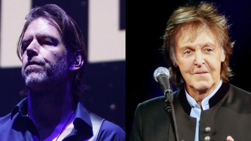 Radiohead's Ed O'Brien Shares New Paul McCartney Remix: Listen