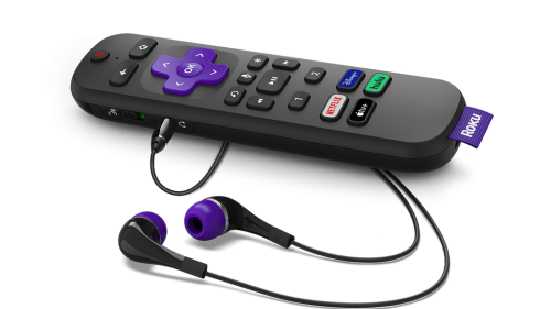 Roku Now Sells a Rechargeable Remote With a Voice-Activated Find Feature