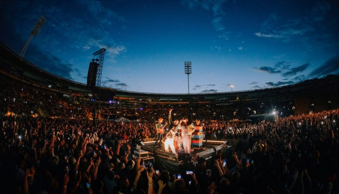 How New Zealand's Six60 Became the World's Biggest Live Act This Year