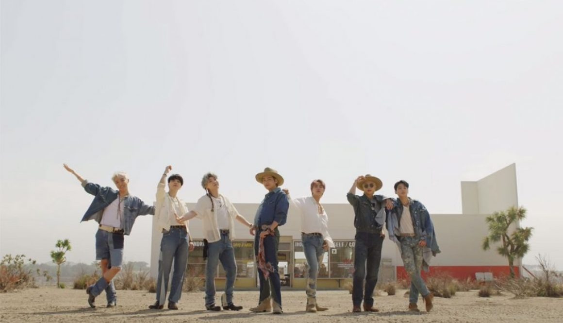 BTS Doesn't Need 'Permission to Dance' in the Wild West For Official Teaser: Watch