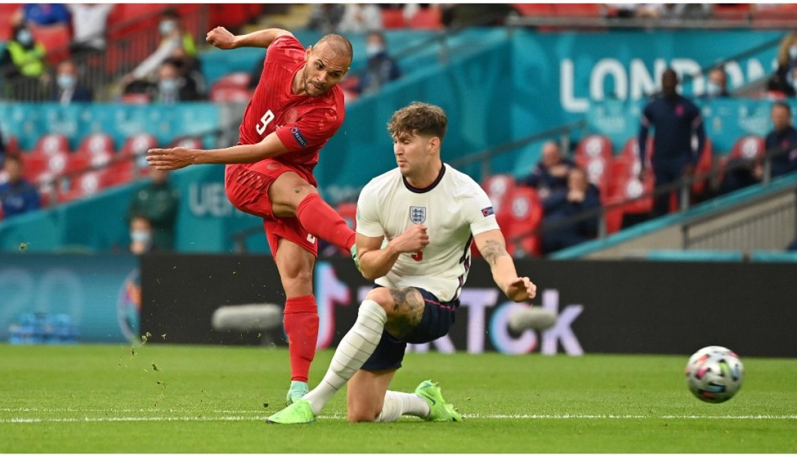 ITV Soccer 'Curse' Finally Broken as England Beat Denmark in Front of 30 Million Viewers