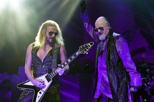 Judas Priest Postpone U.S