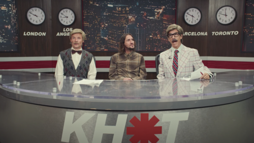 Red Hot Chili Peppers Announce 2022 Tour With Silly New Video: Watch