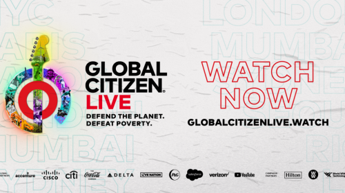Watch the 2021 Global Citizen Live Stream Featuring Lorde, Billie Eilish, BTS, Coldplay, and More
