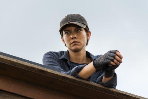 'Walking Dead' Star Lauren Cohan on Season 9: 'I'm Going Back'