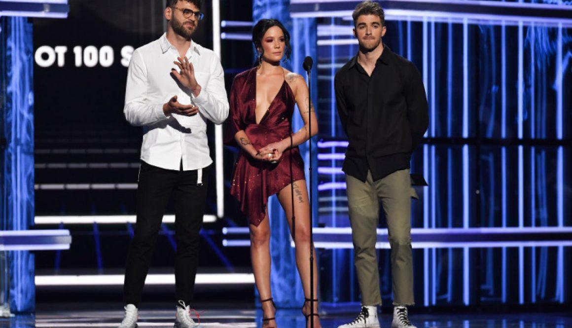 Chainsmokers and Halsey Honor Avicii at Billboard Music Awards