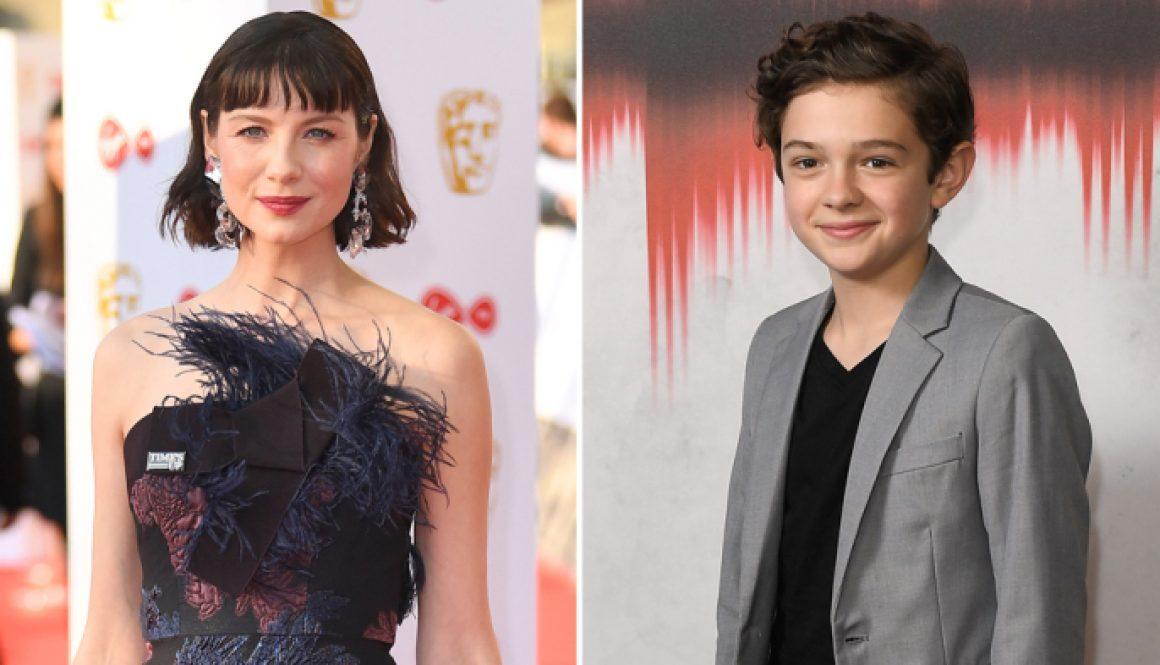 'Outlander' Star Caitriona Balfe, Noah Jupe Join Ford vs