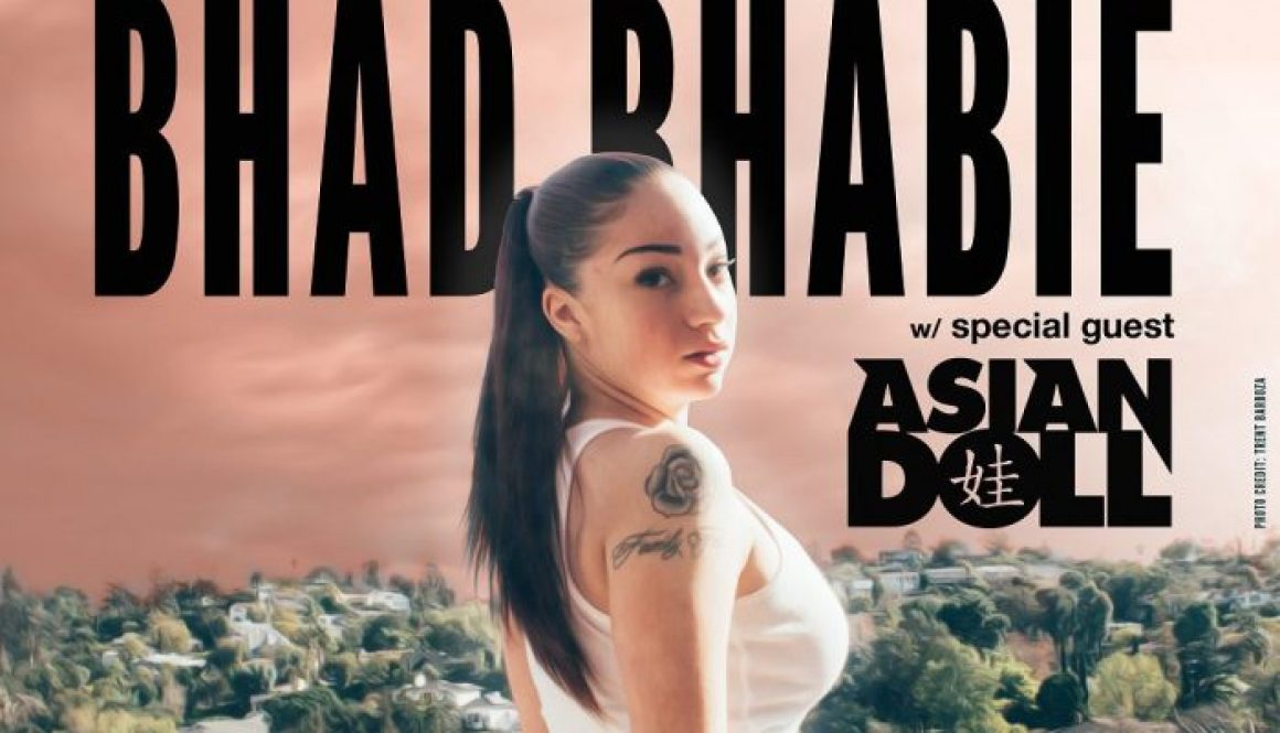 Bhad Bhabie Draws Heavy Music Industry Crowd to First Los Angeles Show