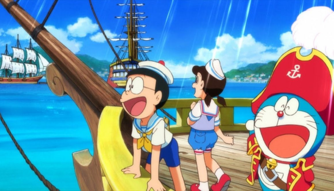 China Box Office: 'Doraemon' Wins Holiday Weekend