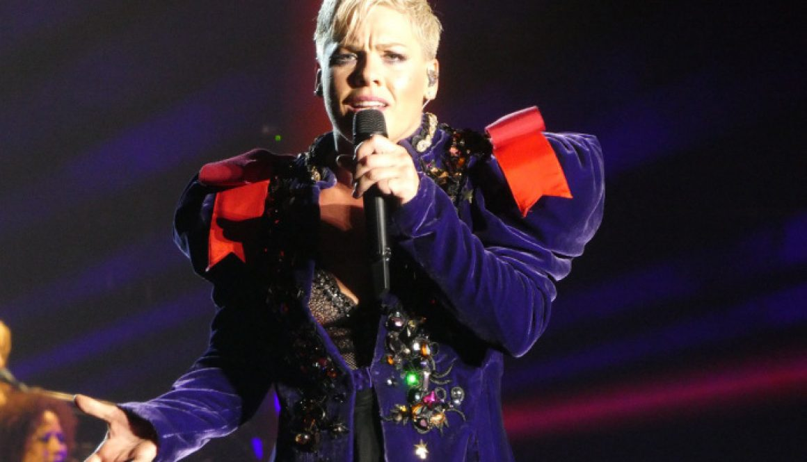 Concert Review: Pink Reaches Full Altitude at Spectacular Forum Show