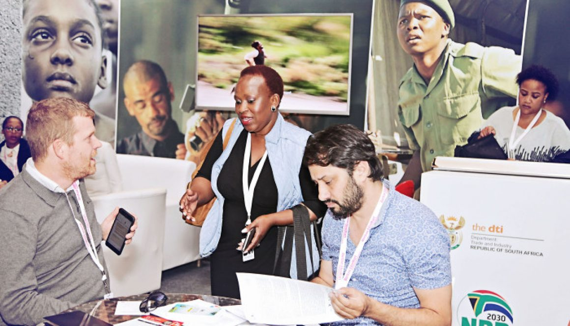 Durban FilmMart Taps Funds for African Filmmakers